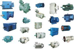 Motor de freno motor DC-AC Motor Motor-Electric