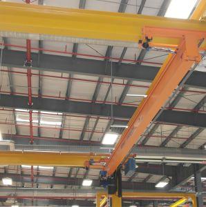 Heavy Duty de la suspensión de haz único Trolley Grúa de la capacidad de 1 toneladas a 100 toneladas