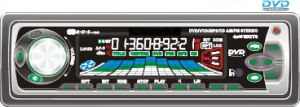 MiCar DVD 플레이어 (DVD-285) croscope (DB1-180M)