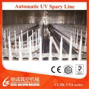 Os equipamentos de pintura UV Automático/ Equipamento Metalizing vácuo UV para plástico