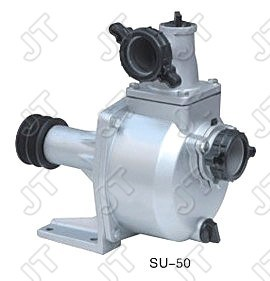 (SU-50)自己吸引の遠心ポンプとして