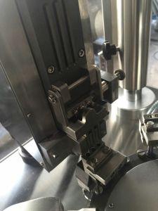 Njp-400 petite capsule de gélatine en poudre automatique de disque Prix de la machine de remplissage