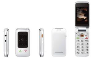 V16 GSM/WCDMA 3G Móvil Flip