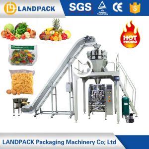 Verpackungsmaschine Vakuum volles automatisches Getreide/des Startwert- für Zufallsgeneratorreis-/Erdnuss-Paprikas/der frischen Frucht