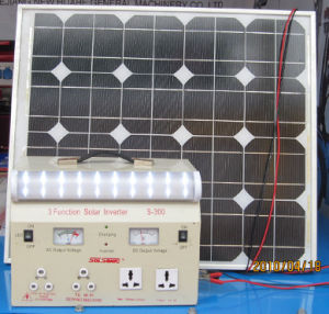 10W-300W солнечной системы питания генератора