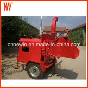 12-40HP Industrial Diesel Engine Wood Chipper