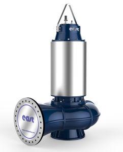 Vetical Wq versenkbare Abwasser-Pumpe mit Kabel-und Stecker-Gebrauch für Abwasser