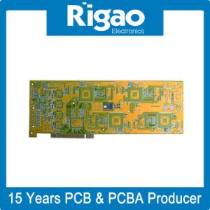 China PCB multicamada de ouro de imersão para produtos de segurança PCBA