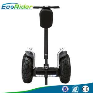 2 auto elettrico del vagone per il trasporto dei lingotti del motorino 1266wh 72V 4000W di mobilità delle rotelle che equilibra motorino elettrico