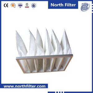 Plastikpolyester-Beutelfilter des rahmen-G4