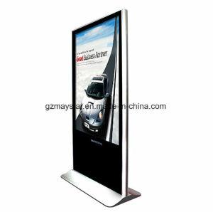 55 Inch autonome de la publicité numérique LCD Affichage de Photo Booth