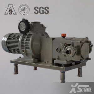 Stainless Steel Sanitation Rotary Lobe Pumps