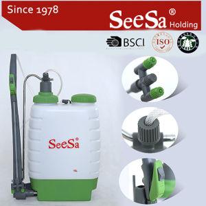 16L mochila/Mochila Pressão Manual pulverizador agrícola (SX-LC933)
