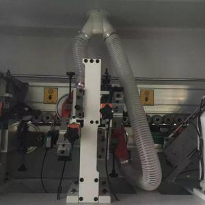 Fabricante de profesionales personalizados de madera automática máquina encoladora de bordes con alto rendimiento de asignación de fechas de escritorio Pulidor de tablones de madera fresadoras CNC Máquina de cantos