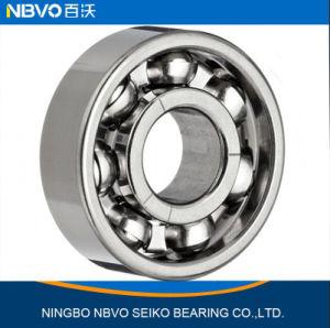 Rodamiento de acero inoxidable de bajo ruido (RME128ZZ)