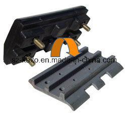 Pièces de machinerie de construction routière Wirtgen les patins de chenille avec plaque d'EPS