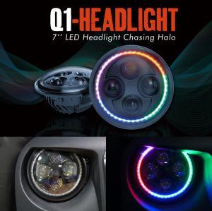 승인되는 점 색깔 자동 Headlamp LED 헤드라이트 전구를 쫓기