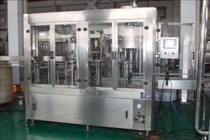 Liquide de lavage automatique de la bouche la ligne de production de machines de remplissage