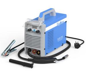Keygree MIG/MMA Flux-135 IGBT 1 pH 220V CO2 Gasless 1kg construído em máquina de solda Inversor portáteis pequenos