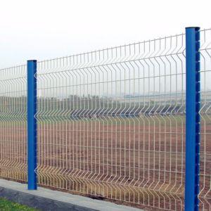 中国の優れた粉は塗った庭の鉄によって溶接された鉄条網(PCWF)に