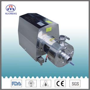 Pompa sanitaria dell'emulsione dell'acciaio inossidabile