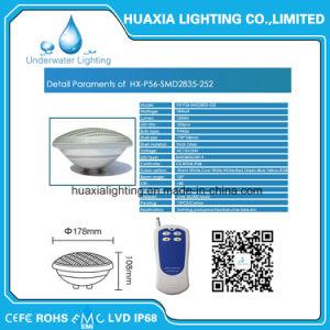 Indicatore luminoso della piscina di IP68 AC/DC12V LED PAR56