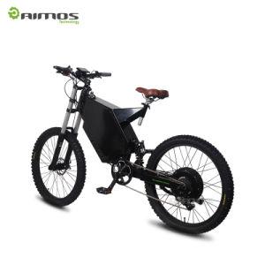 La bici sin cepillo conducida rueda trasera ocultada más rápida de la batería E