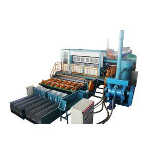 Automatic Hrz-6000m Celulose para Papel Máquina de tabuleiro de ovos