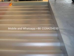 Extrudeuse pour carte d'onde de la machinerie en PVC