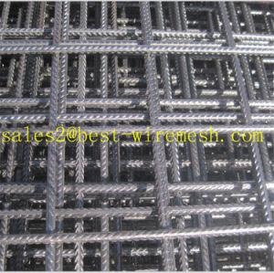 Konkretes verstärkenineinander greifen/Aufbau-Verstärkung geschweißter Maschendraht