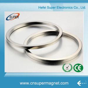 Рекламные металлокерамические неодимовым кольцевым магнитом