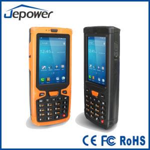 3.5 인치 접촉 스크린과 NFC RFID 독자와 가진 인조 인간 자료 수집 장치 제 2 Barcode 스캐너