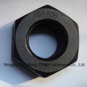 Fini noir 10 noix de HT pour DIN6915