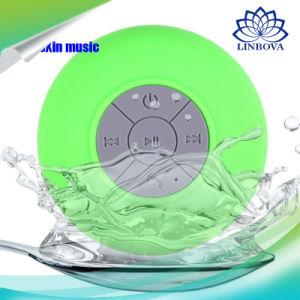 Bluetooth 2.1 EDR resistente al agua ducha Portable Speaker-Assorted colores