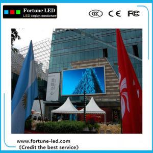 Étalage d'écran extérieur polychrome de l'écran P20/LED de DEL pour l'extérieur
