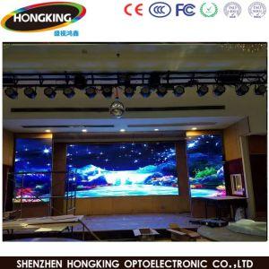 Indoor P6 Haute Luminosité affichage LED en couleur