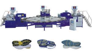 Trois Making Machine unique en PVC de couleur