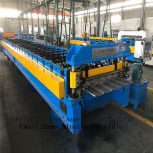 La Chine le bâtiment de la machine de formage de rouleau de toit