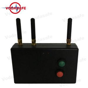 Cellulaire Stoorzender GSM/UMTS/3G wi-Fi/Bluetooth-GPS-433 Mhz 868 Mhz, Stoorzender 315 van de Afstandsbediening van de Auto van de Hoge Macht 433 868 Mhz