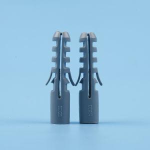 Los tapones de plástico de pared de Fisher con expansión de las uñas