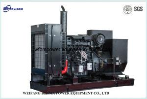 Internationl Weichai 디젤 엔진 발전기 세트는 ISO 9001 증명서를 통과했다