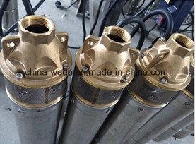 4sk150 versenkbare tiefe wohle Pumpe, 1.1kw/1.5HP