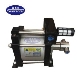 Pompa di pressione idraulica pneumatica