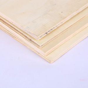 Precio barato de 15mm Contrachapado comercial con papel normal