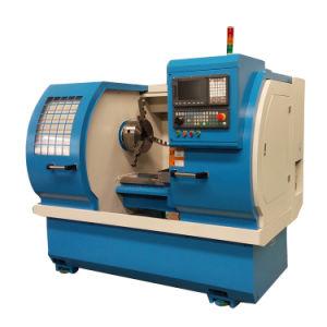 CNC van de Apparatuur van de Reparatie van het wiel de Draaibank Awr2840 van de Reparatie van de Rand van de Legering