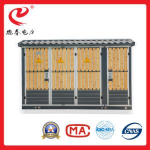 Subestação de transformador compacto-12/24 Dwf tipo combinado Subestação Elétrica