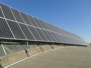 Système de panneaux solaires à haut rendement pour utilisation à domicile