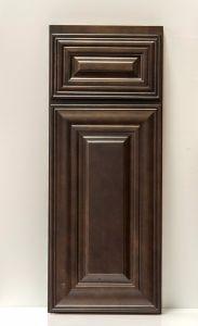 América emoldurado Rta Themol PVC sólido sem caixilho de alumínio branco HPL Sacudidor China armário de cozinha de madeira