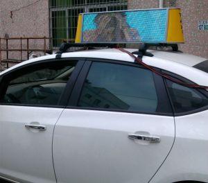 Farbenreiche Taxi P5 LED-Bildschirmanzeige mit Controller 3G