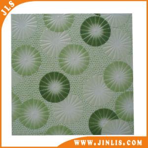 Tegel van de Vloer van de Vlek van de Bloem van het Bouwmateriaal de Groene Glanzende Matte Ceramische
